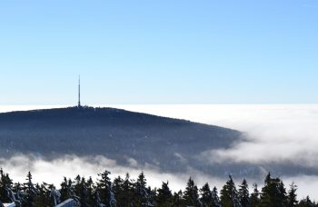 Ochsenkopf Nebel