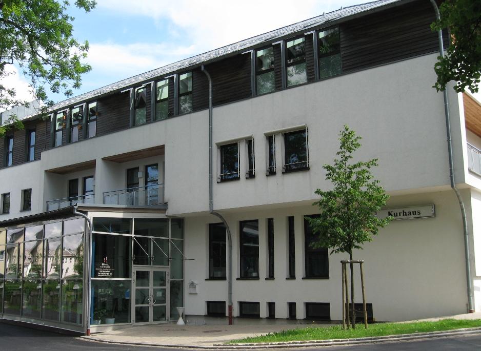 Kurhaus Bischofsgrün