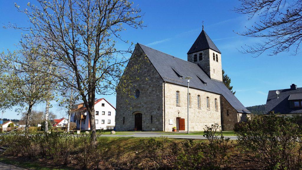 Kirche Bischofsgrün