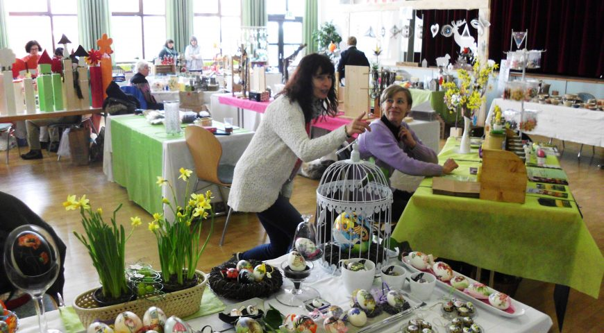 Frühlingsmarkt Bischofsgrün