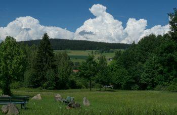 Wolken-Dreigestirn